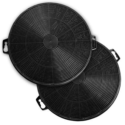 Filtros de Carvão Ativado Coifas Modelos Opala e Quartzo
