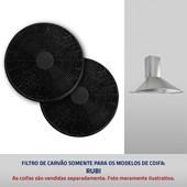 Filtros de carvão ativado para Coifa Rubi