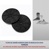 Filtros de Carvão Ativado para Coifas Topazio